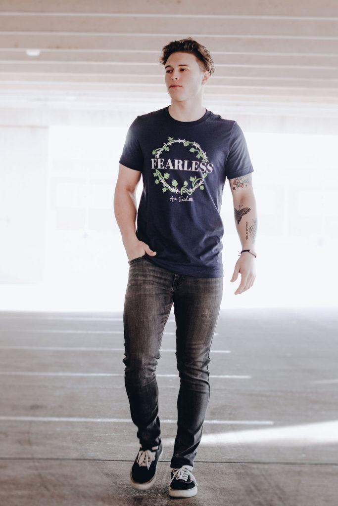 Fearless Men's T-Shirt