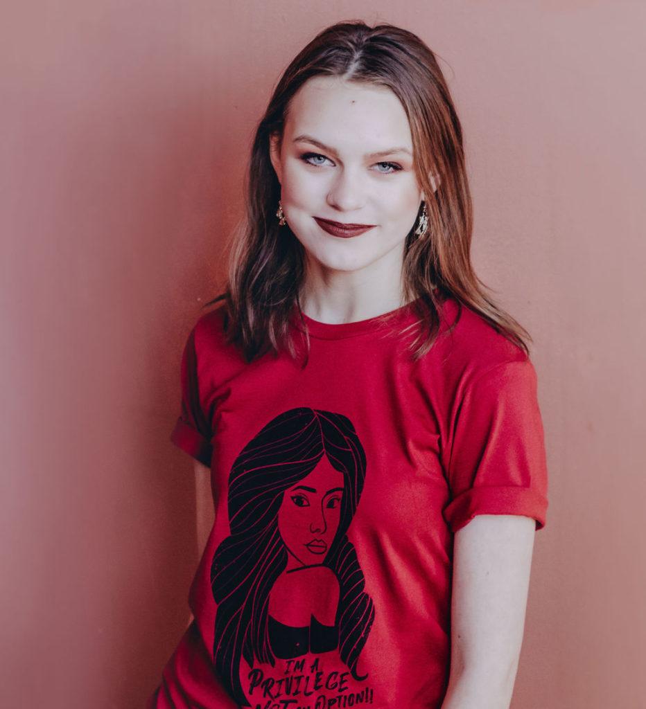 I'm a Privilege, Not an Option. Women's T-Shirt