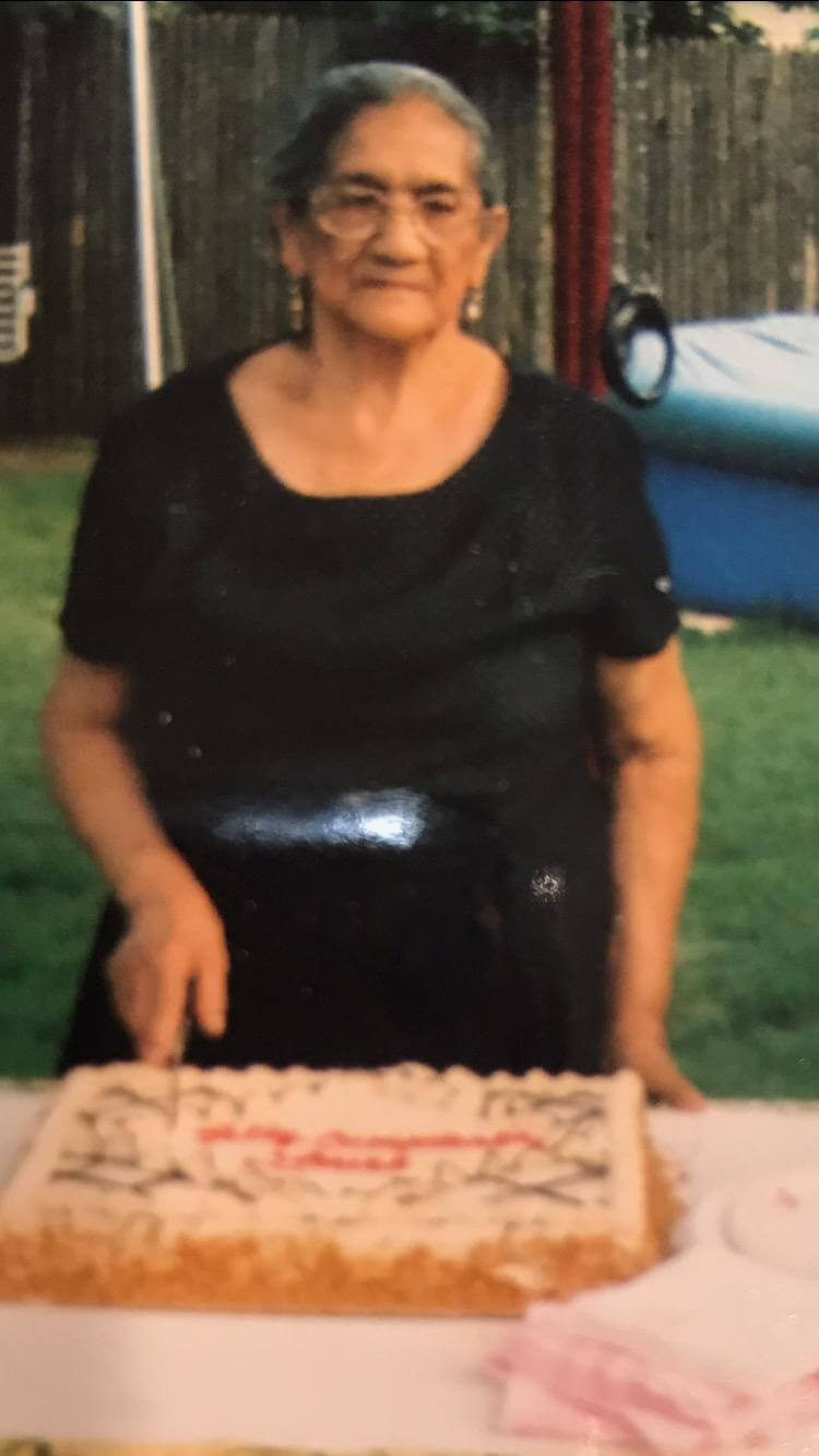 Ava, Mi Abuela Amada (My Beloved Grandmother)