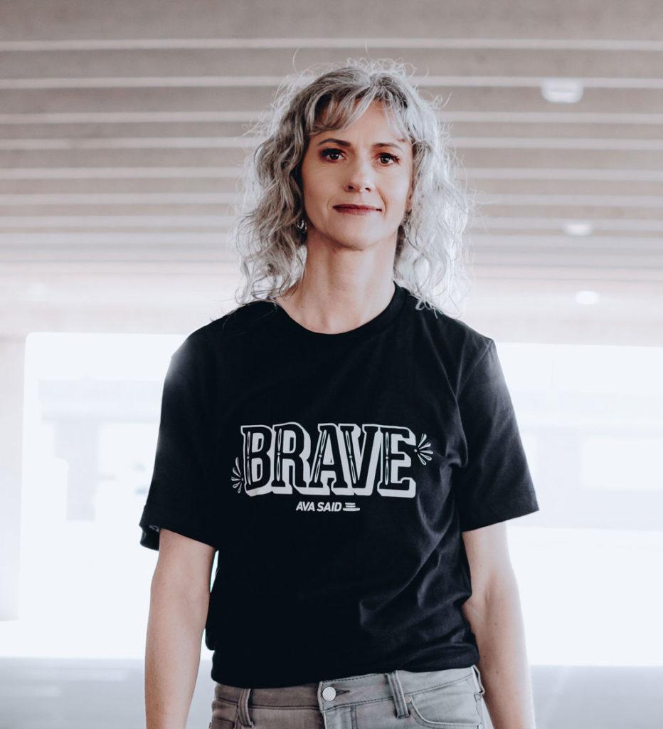 Brave Women's T-Shirt
