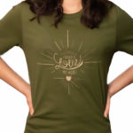 """""""Sorry to Let You Go. I Needed to Love Me More."""" Women's T-Shirt"""