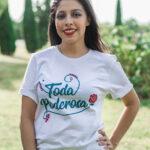 Toda Poderosa (All-Powerful) Women's T-Shirt