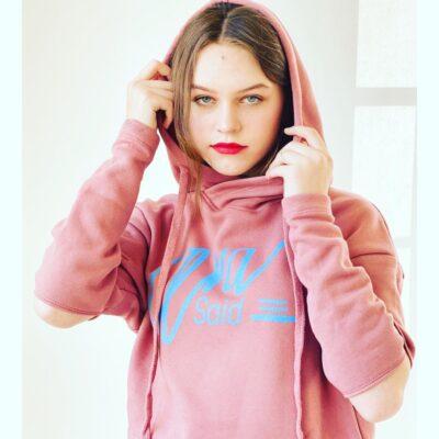 Ava Said Brand Hoodie SweatShirt