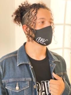 Ava Said Brand Face Mask