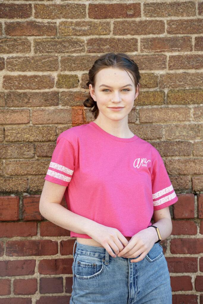 (I)story Women's T-Shirt (pink)