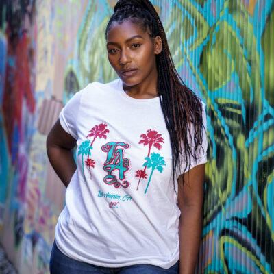 L.A. T-Shirt (white)