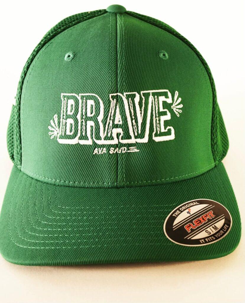 Brave Flex Fit Hat