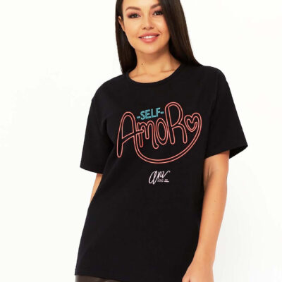 Self Amor Women's T-Shirt (black)